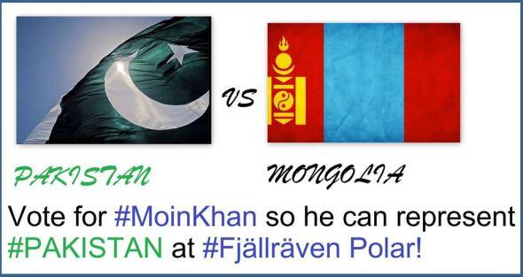 pakistan vs mongol